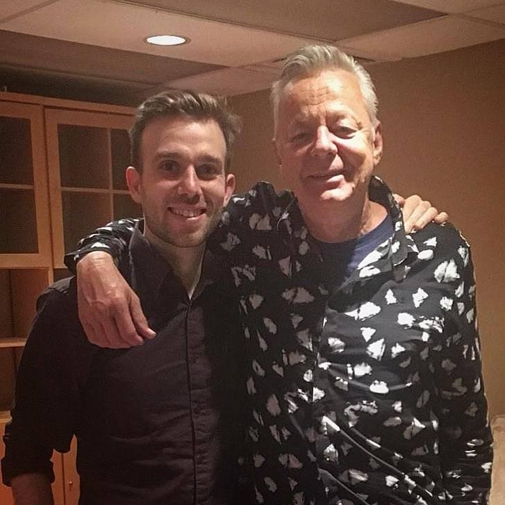 Gareth Pearson 和Tommy Emmanuel